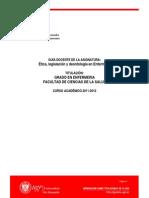 2071126 Etica, Legislacion y Deontologia en Enfermeria