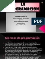 La Programacion