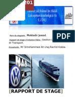 Mon Rapport2003