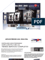 Equipo Electrico Lg