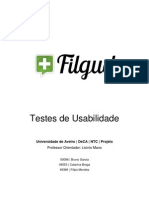 Testes de Usabilidade e Compatibilidade