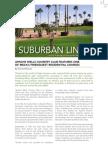 Suburban Links by Yvonne Newman