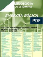 Energia Eo Lica