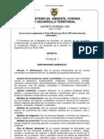 Dec 1220-05 Licencias Ambientales