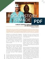 Rock History Made by Sabrina LoPiccolo