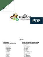 Euro 2012 Dossier Especial