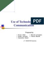 Final Communication