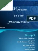 Fresh - Group 3