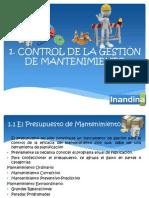 Gestion Del Mantenimiento - Expocision