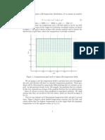 2D temperature distribution