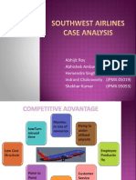 Southwest Airlines - Case Analysis