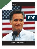 Breakfast Reception for Romney for President