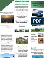 Brochure Valle Del Jiboa