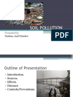 Soil Pollution