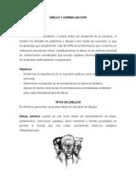 1.Dibujo y Normalización