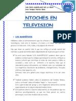 Fantoches en Television