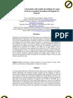 Analisis Economico de Turbina