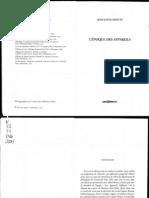 69404700 DEOTTE Jean Louis L Epoque Des Appareils