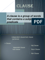 Clause