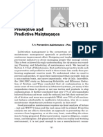 Lubrication for Industry - 7 Preventive and Predictive Maintenance