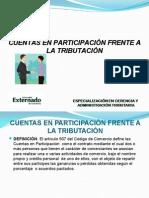 Cuentas en Participación