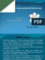 Presentacion-Formulacion y Evaluacion de Proyectos