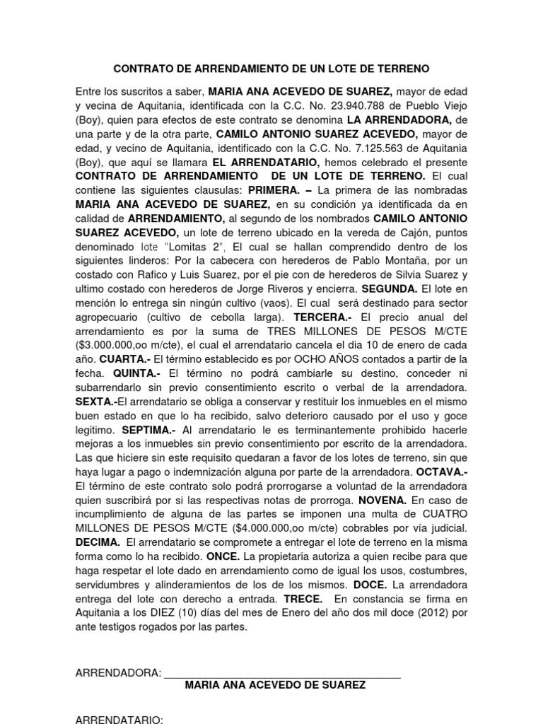 Atractivo Plantilla De Contrato Fsbo Galería - Colección De ...