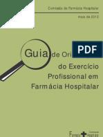 Guia de Orientecao Do Exercicio Profissional Em Farmacia Hospitalar