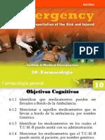 10 FARMACOLOGIA