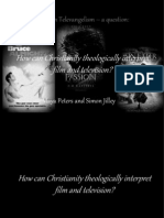 Christian Televangelism Presentation
