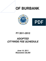 City-of-Burbank-Water-and-Power-Business-Tariffs