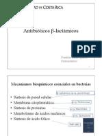 120604_Antibióticos beta lactámicos