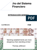 Derecho Del Sistema Financiero (Version Con Todas Las Diapositivas)