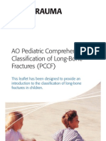 Classification AO Pediatric