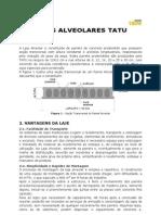 Laje Alveolar Protendida Tatu