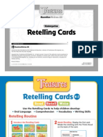 Treasures Retelling Cards Gk