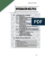 5-Integración Múltiple