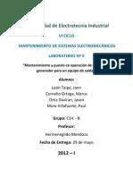 Lab 4 Generador Dc