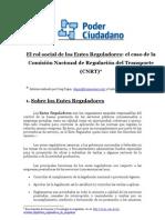 Informe CNRT Poder Ciudadano