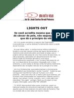 Apague a Luz! - Lights Out - T S Wiley - Por José Carlos Brasil Peixoto