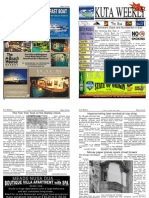 "Kuta Weekly-Edition 288 ""Bali""s Premier Weekly Newspaper"""