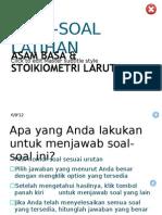 Asam Basa _ Stoikiometri Larutan (1)