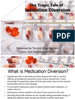 Medication Diversion