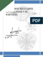 Polígonos Regulares Estrelados y de Fantasía