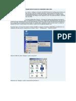 Instalar Servicio Dhcp en Windows 2000