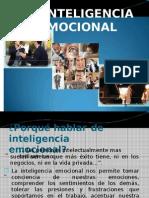Diapositivas de Inteligencia Emocional