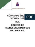 Codigo de Etica y Deontologia Colegio de TM
