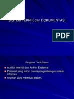 1. Teknik Dokumentasi