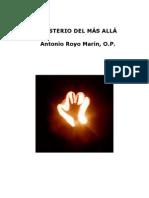 El Misterio del Más Allá_Fray Antonio Royo Marín OP