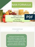 Makanan Formula